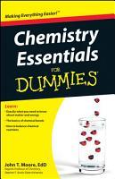 Chemistry Essentials For Dummies PDF