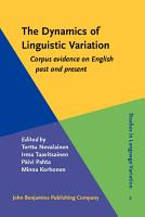 The Dynamics of Linguistic Variation PDF