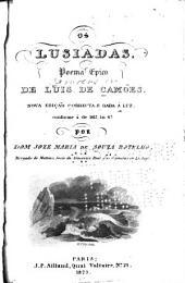 Os Lusiadas. Poema epico de Luis de Camoes