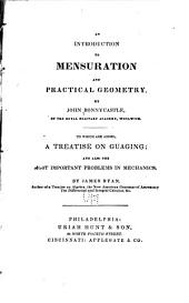 Introduction to Mensuration and Practical Geometry