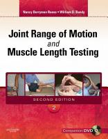 Joint Range of Motion and Muscle Length Testing   E Book PDF