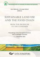 Sustainable Land Use and the Food Chain PDF