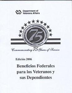 Beneficios Federales para los veteranos y sus dependientes