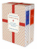 Mastering the Art of French Cooking Slipcase Book