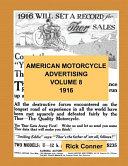 American Motorcycle Advertising