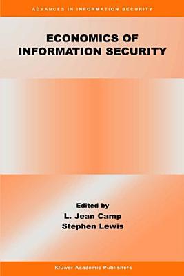 Economics of Information Security PDF