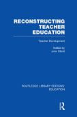 Reconstructing Teacher Education Rle Edu N