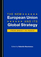 The New European Union and Its Global Strategy PDF