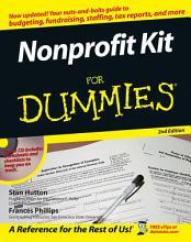 Nonprofit Kit For Dummies PDF