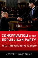 Conservatism and the Republican Party PDF