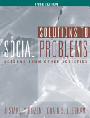 Download Solutions to Social Problems Book