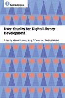 User Studies for Digital Library Development PDF
