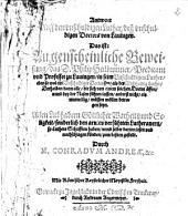 Antwort Auff den vnschuldigen Luther dess vnschuldigen Doctors von Lauingen. Das ist : Augenscheinliche Beweisung das D. Philip Heilbrunner Predicant vnd Professor zu Lauingen in seim Vnschuldigen Luther eben so wol ein Vnschuldiger Doctor sey als der Vnschuldig Luther Derhalben dann alle die sich von einem solchen Doctor aeffen ... lassen anderst nicht als mutwillig muessen woellen betrogen seyn. ... gestellt. Durch M. Conradum Andreae