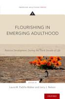 Flourishing in Emerging Adulthood PDF