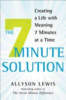 The 7 Minute Solution PDF
