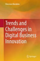 Trends and Challenges in Digital Business Innovation PDF