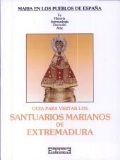 Santuarios marianos de Extremadura