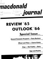 The Macdonald Farm Journal