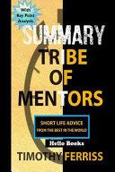Summary Tribe of Mentors PDF