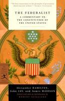 The Federalist PDF