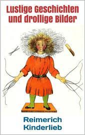 Lustige Geschichten und drollige Bilder (Struwwelpeter - Erstausgabe 1844)
