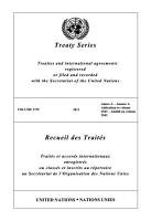 Treaty Series 2735 PDF