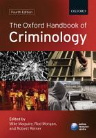 The Oxford Handbook of Criminology PDF