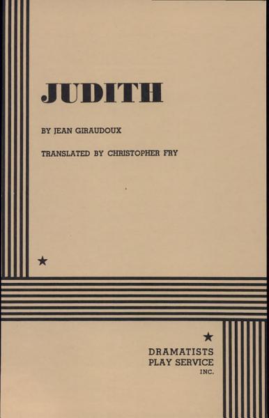 Download Judith Book