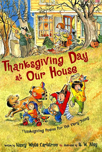 Download Thanksgiving Day at Our House Book
