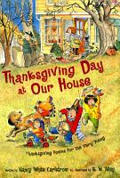Thanksgiving Day at Our House PDF