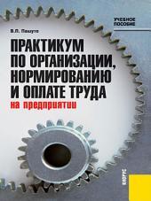 Практикум по организации, нормированию и оплате труда на предприятии. 2-е издание