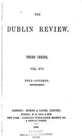 The Dublin Review: Volume 99