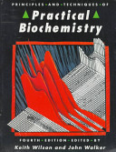 Principles and Techniques of Practical Biochemistry PDF