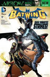 Batwing (2011-) #17