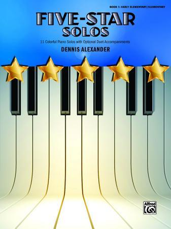 Five Star Solos  Book 1 PDF