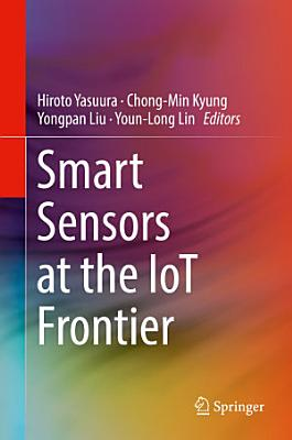 Smart Sensors at the IoT Frontier PDF