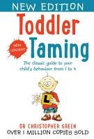 Toddler Taming PDF