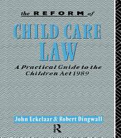 The Reform of Child Care Law PDF