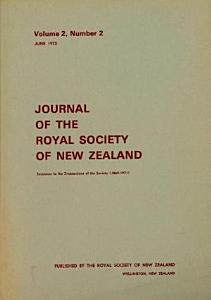 Journal of the Royal Society of New Zealand PDF
