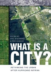 What Is A City  Book PDF