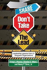 Share  Don   t Take the Lead Book