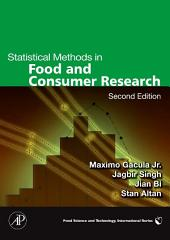 Statistical Methods in Food and Consumer Research: Edition 2