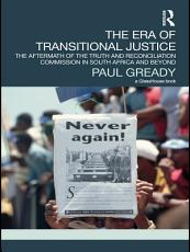 The Era of Transitional Justice PDF