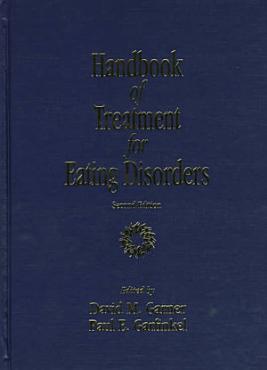 Handbook of Treatment for Eating Disorders PDF