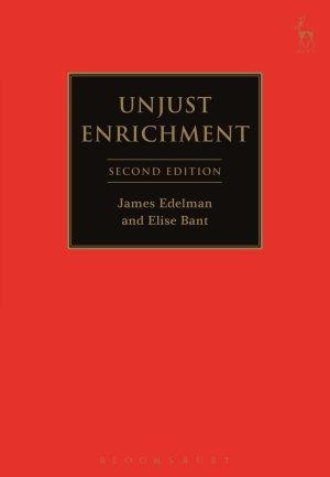 Unjust Enrichment
