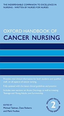 Oxford Handbook of Cancer Nursing PDF