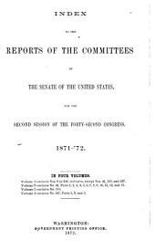 Senate Documents: Volume 3; Volume 267