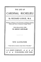 The Life of Cardinal Richelieu