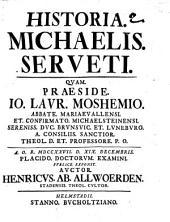 Historia Michaelis Serveti