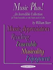 Music Plus! An Incredible Collection: Viola Ensemble, Or With Violin And/Or Cello